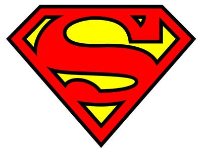 Superman Iconic Logo