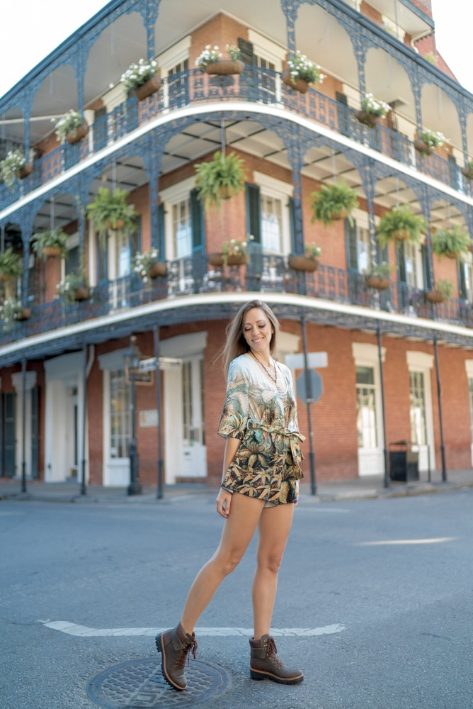new orleans itinerary french quarter