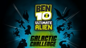 Ben 10 Ultimate Alien Galactic Challenge Game