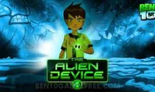 Ben 10 Alien Device Game Online