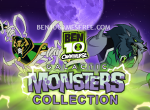 Ben 10 Galactic Monsters Game