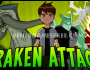 Ben 10 Krakken Attack Game