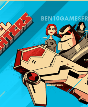 Ben 10 Rebel Fighters Game