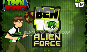 Ben 10 vs Alien Force Game