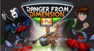Ben 10 Danger From Dimesion 12 Game