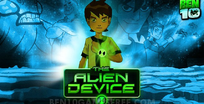 Ben 10 Alien Device Game Online