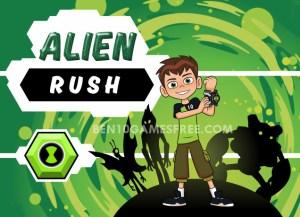 Ben 10 Alien Rush Game