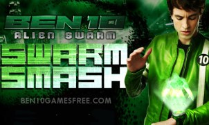 Ben 10 Alien Swarm Smash Game Download, Play Online