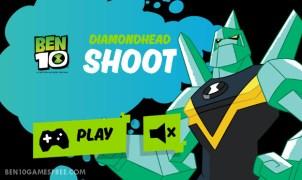 Ben 10 Diamondhead Shoot