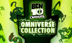 Ben 10 Omniverse Collection Game Download, Play Online