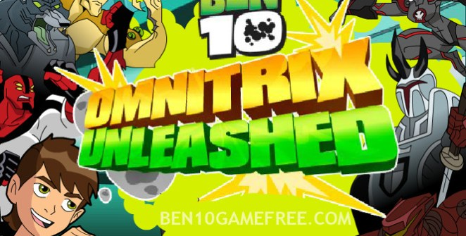 Ben 10 Omnitrix Unleashed Game