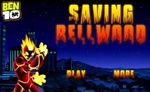 Ben 10 Saving Bellwood Game