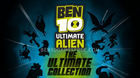 Newest Ben 10 Ultimate Alien Games - Online Games