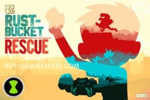 Ben 10 Rustbucket Rescue Game
