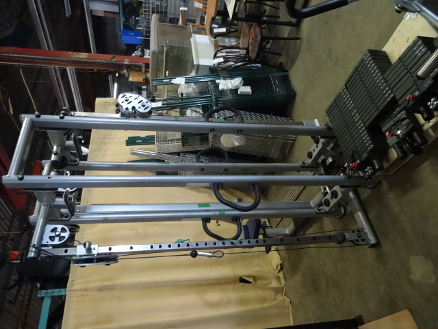 Concluded Multi Industry Auction Complete Fitness