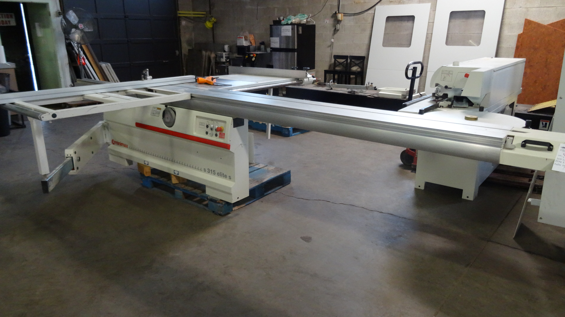 concluded - multi industry auction - cnc machining center