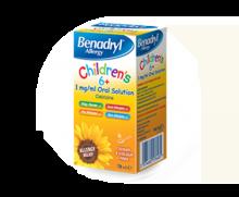 Image Result For Benadryl Allergy Relief Acrivastine