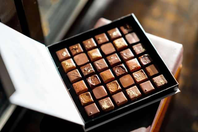chocolat saint valentin 2020