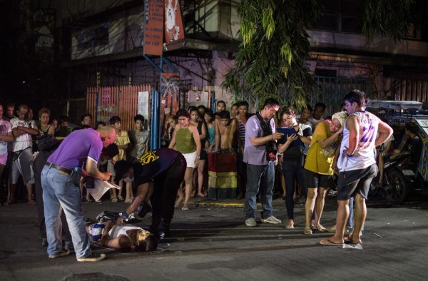 Philippines: Duterte Tells Police to Step Back From Drug War
