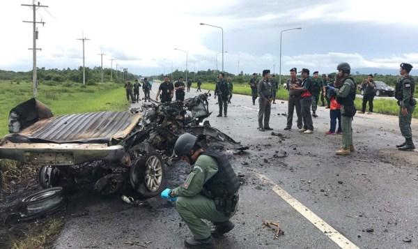 Suspected Rebel Killed in Shootout, Hostage Shot Dead ...