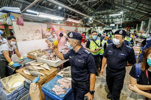 PM: Malaysia Lanjutkan Tempoh Perintah Kawalan Pergerakan Dua Minggu Lagi