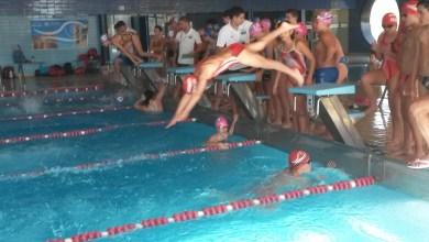 Photo of Roberto Adiego, Agustín Barrero y Aitana Gutiérrez finalistas del nadador promesa