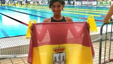 Photo of La nadadora Aitana Gutiérrez convocada por la Federación Española