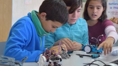 Photo of Los alumnos de «La Vega» refuerzan sus conocimientos de programación