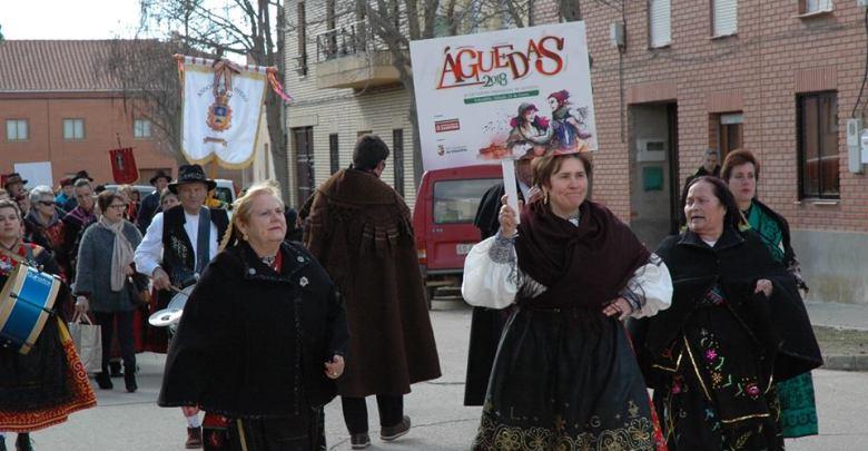 Photo of El III Encuentro de Águedas reunió a más de 1.200 mujeres en Villafáfila