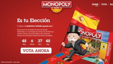 Photo of Ponferrada con posibilidades de aparecer en el nuevo Monopoly España