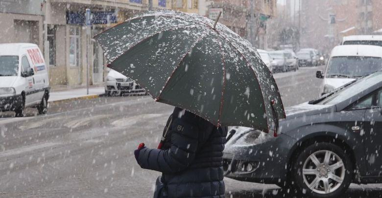 Photo of Previsión de nevadas de hasta 20 centímetros y fuertes rachas de viento