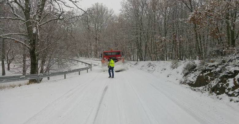 Photo of AEMET activará mañana la alerta amarilla por riesgo de nevadas hasta los 600 metros