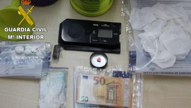 Photo of Tres detenidos y un punto de venta de drogas desarticulado en Toro
