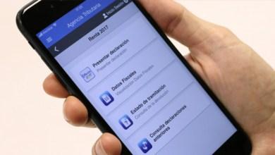 Photo of La aplicación móvil de la Agencia Tributaria ya se encuentra en marcha