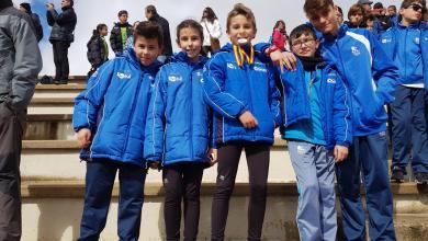 Photo of Cuatro pódiums para los atletas del Club Benavente Atletismo