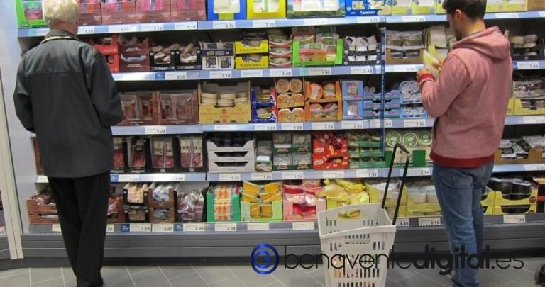 Photo of 7 de cada 10 españoles gasta entre 150 y 450 euros mensuales en alimentación