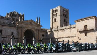 Photo of La Guardia Civil de Zamora ha presentado nuevos medios materiales