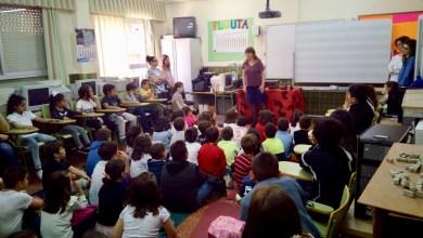 Photo of Un cuentacuentos une a varios colegios en el CEIP Las Eras