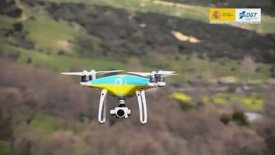 Photo of Los drones de la DGT protagonistas en los desplazamientos del puente de mayo