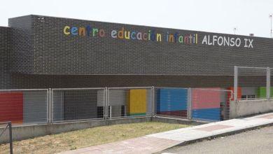 """Photo of La Escuela Infantil """"Alfonso IX"""" abre el plazo de inscripciones"""