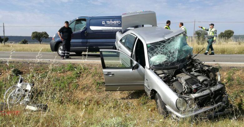 Photo of Un fallecido y un herido muy grave en un accidente en Pozuelo de Tábara