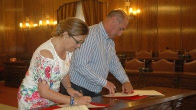 Photo of La Diputación firma el convenio con la Mancomunidad de Sayagua para la mejora del agua