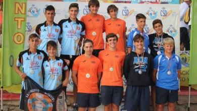 Photo of El equipo masculino del Salvamento Benavente campeón de España en playa