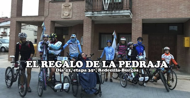Photo of La Pedraja hizo sudar a Discamino antes de su llegada a Burgos