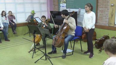 Photo of Fin de curso de La Escuela de Música «Duquesa Pimentel»