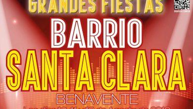 Photo of Grandes Fiestas en el Barrio Santa Clara de Benavente para este fin de semana