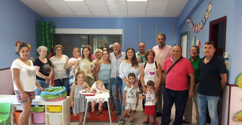 Photo of Inaugurada oficialmente la guardería «Azucarillos» de Villanueva de Azoague