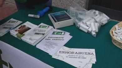 Photo of Charla informativa de la AECC de Benavente previa al curso para dejar de fumar