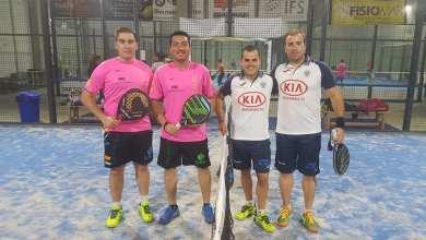 Photo of Primera victoria para el Kia Busanauto Pádel Malgrat 1000