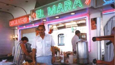 Photo of Muere Luis Ángel Caballero el conocido churrero de 'El Mara'